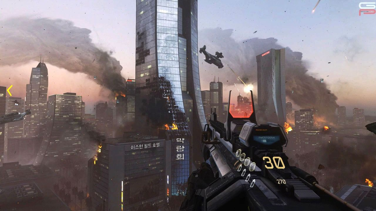 Call Of Duty Advanced Warfare  PC REVIEW
