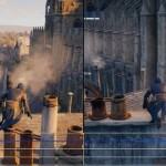 Assassin's Creed Unity: צפו בביצועים של הטלאי השלישי
