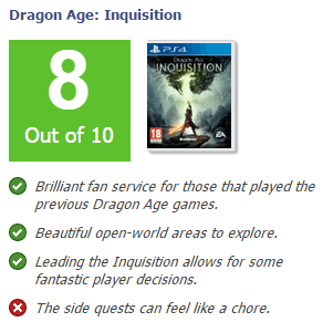 DRAGON AGE INQUSITION 8
