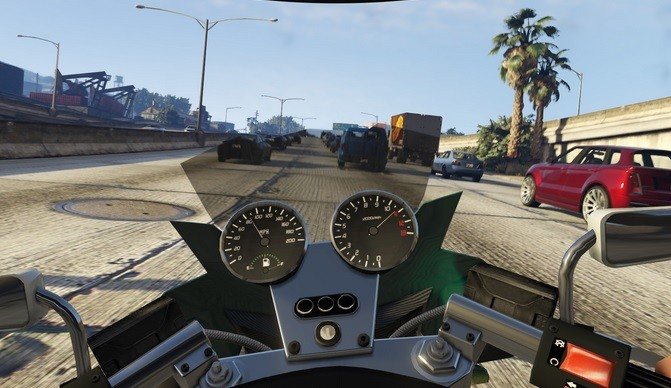 GTA-5 PS4 REVIEW