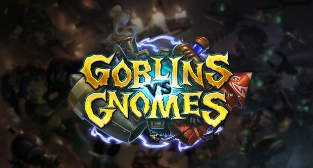 Hearthstone Expansion Goblins vs. Gnomes