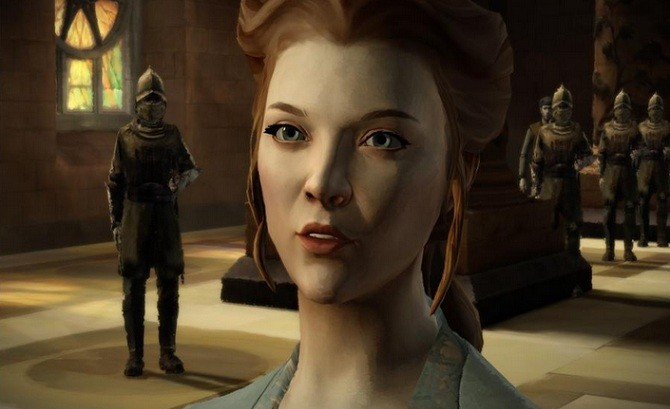 Screens From Telltale's Game of Thrones 02