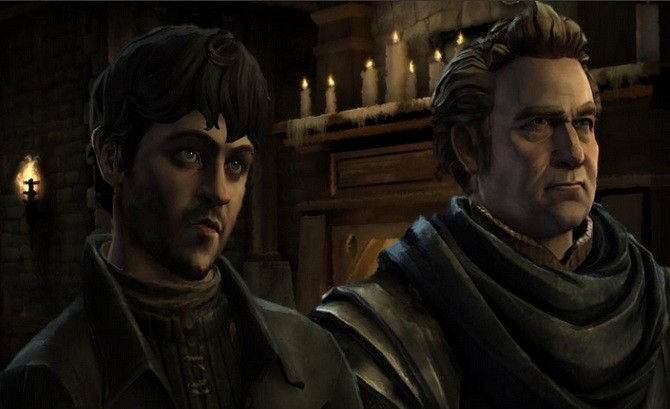 Screens From Telltale's Game of Thrones 03