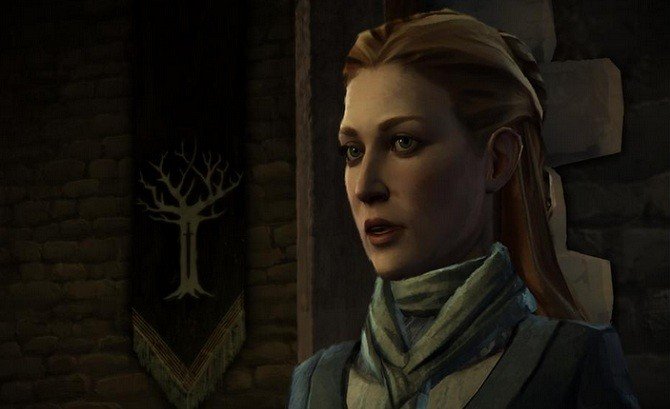 Screens From Telltale's Game of Thrones 05