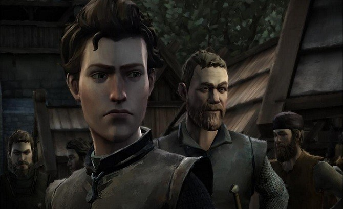 Screens From Telltale's Game of Thrones 06