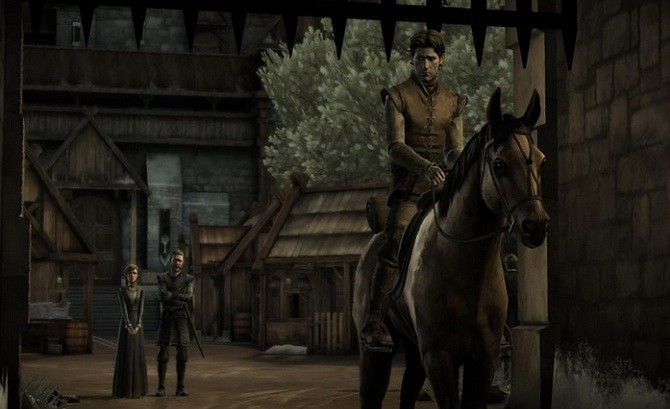 Screens From Telltale's Game of Thrones 08