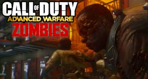 cod aw zombies mode