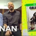 """צפו ב""""ביקורת"""" של קונאן או'בריאן ל Advanced Warfare"""