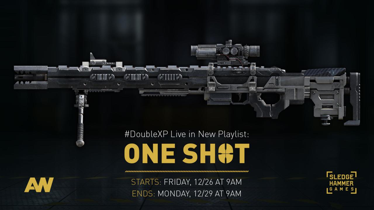 COD Advanced Warfare  One Shot