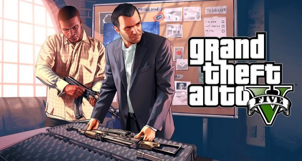 GTA V Heists