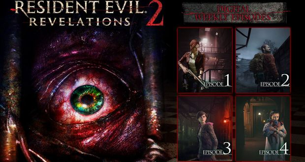 Release Dates and Extra Content Revealed for Resident Evil Revelations 2