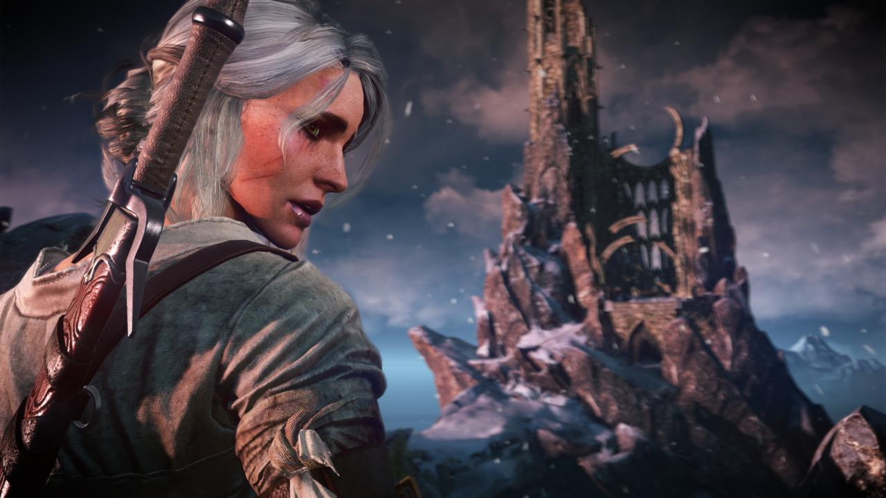 ciri_ashen-haired TW3