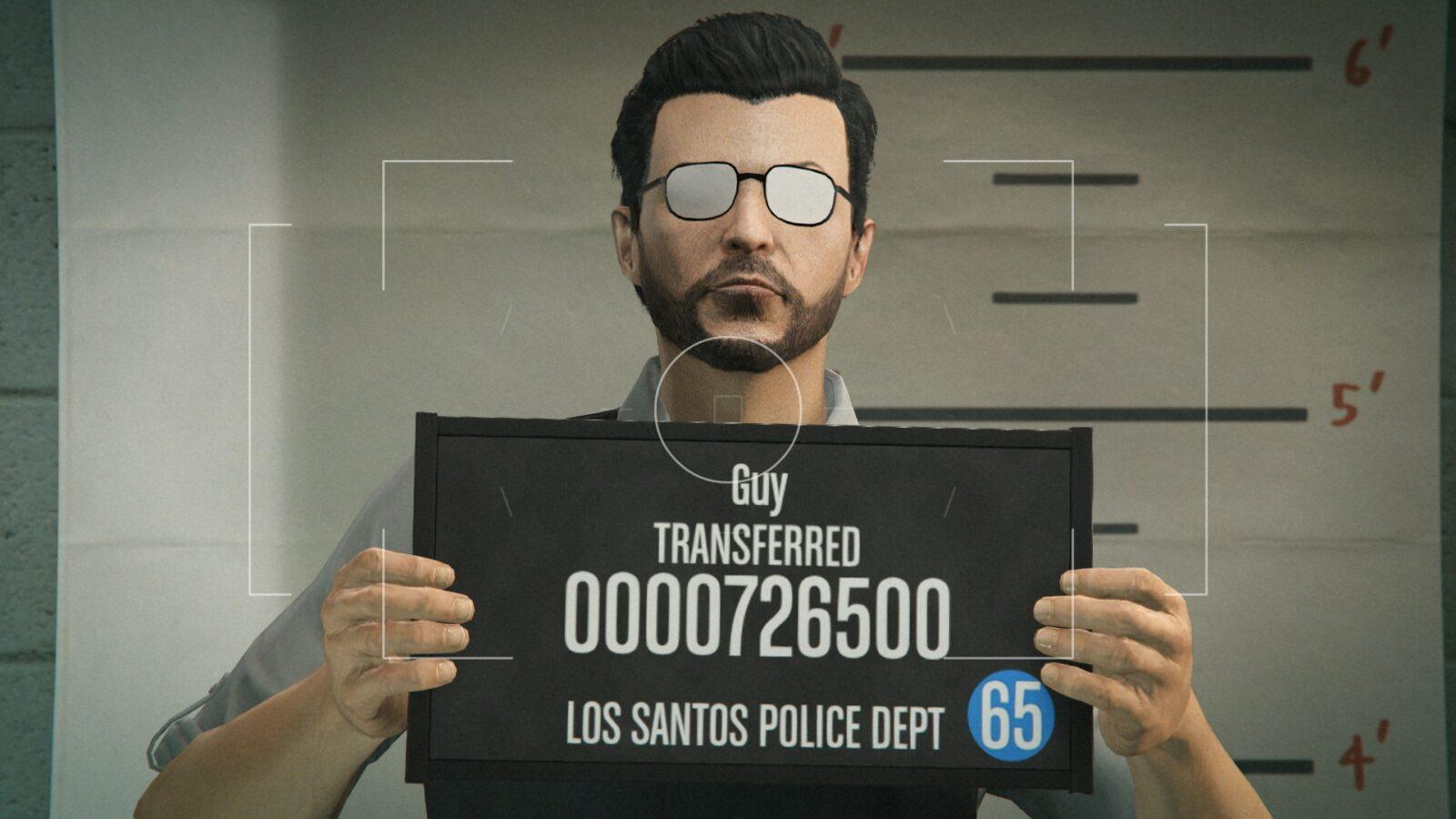 gta online transfer