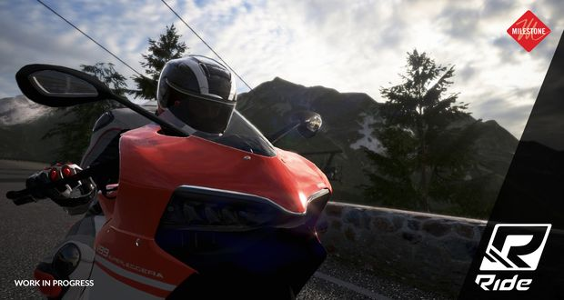ride-משחק מירוצי אופנועים