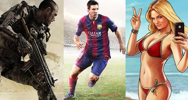 המשחקים-הנמכרים-לשנת-2014