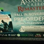 האם Assassin's Creed: Remastered הודלף?