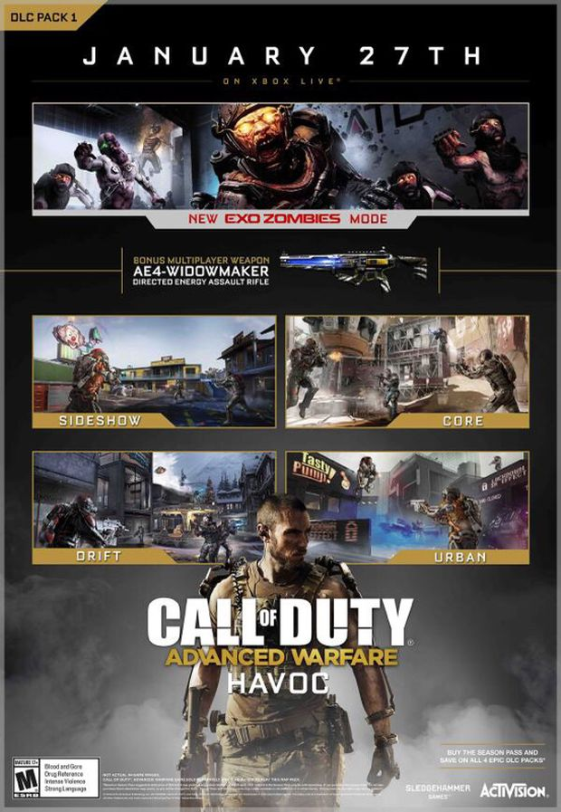 Advanced Warfare DLC 1