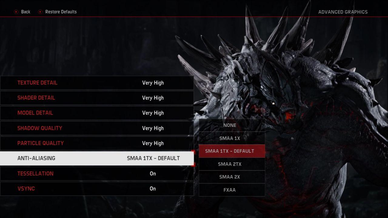 Evolve PC Specs Revealed