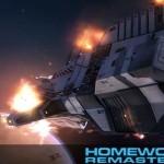 חוזרים הביתה: Homeworld: Remasterd מקבל תאריך יציאה