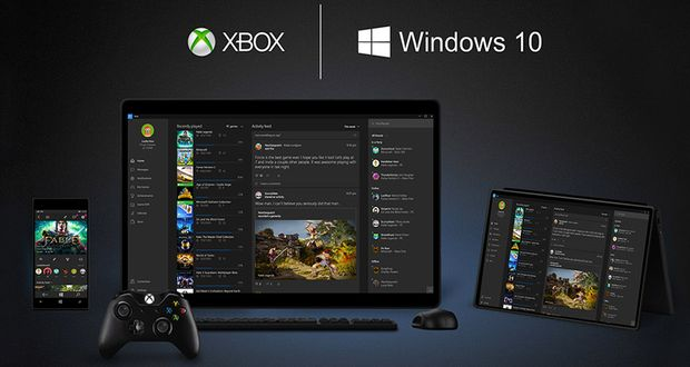 Xbox One-to-PC streaming win10
