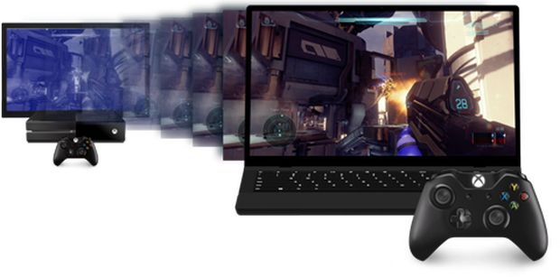 Xbox One-to-PC
