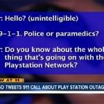 ילד התקשר למוקד חירום בגלל הפלת ה-PSN