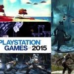 PS4: סוני פרסמה את רשימת כל המשחקים שישוחררו ב 2015