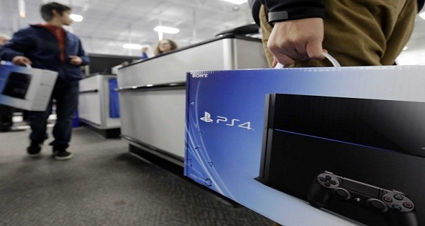 Playstation 4 Over 18.5 sold.
