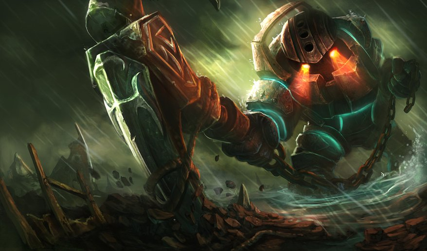 Riot is building a League of Legends artificial reef