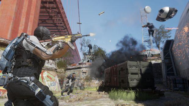Advanced WarfareBest Guns Revealed