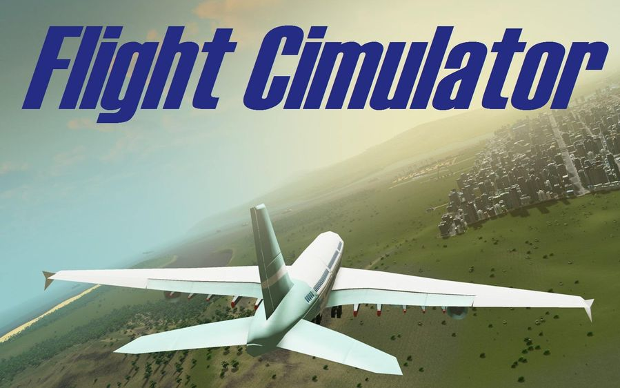 Flight Cimulator Comes to Cities Skylines