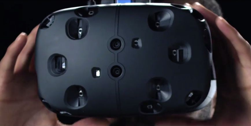 HTC-Vive VR FRONT
