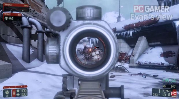Killing Floor 2 full match gameplay