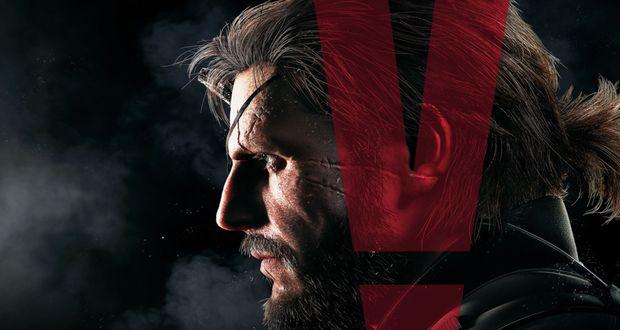 Metal Gear Solid V The Phantom Pain Announcement