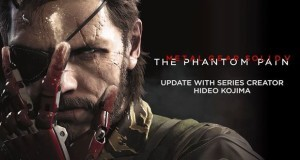 Metal Gear Solid V The Phantom Pain launches on September 1