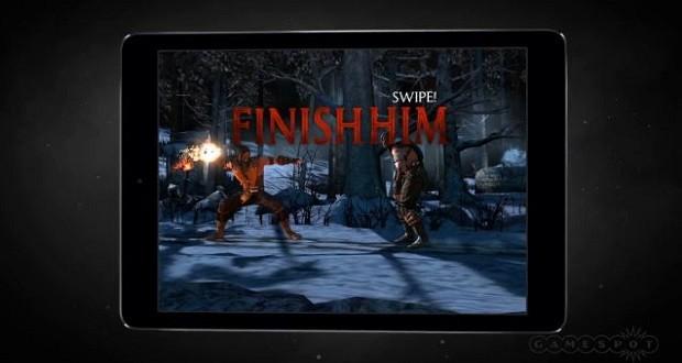 Mortal Kombat A mobile version - coming soon - Gamepro