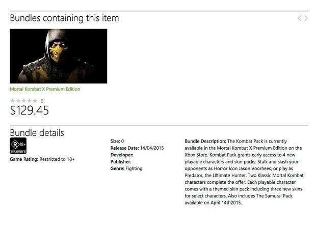 Mortal Kombat X - Predator will come to Xbox One - Gamepro
