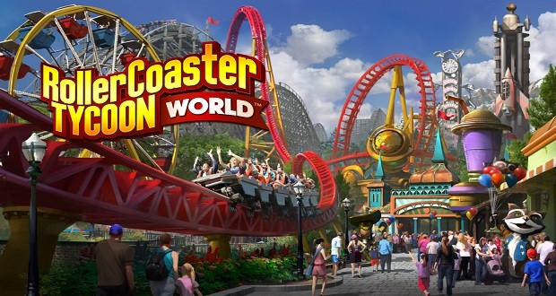 RollerCoaster Tycoon World - Gamepro