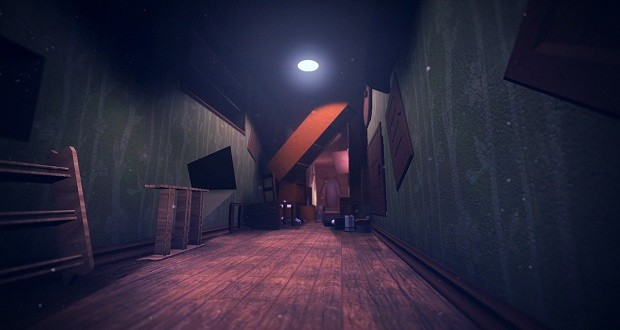 The night has come - Among the Sleep - Gamepro