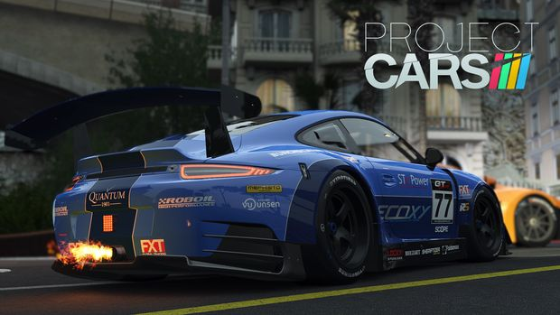 Third Delay for Project Cars for pc