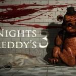 'חמישה לילות אצל פרדי 3' שוחרר בחשאי