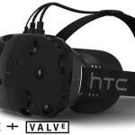HTC בשיתוף וואלב חושפת משקפי מציאות מדומה בשם Vive