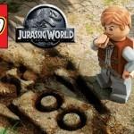 טריילר ראשון למשחק LEGO Jurassic World