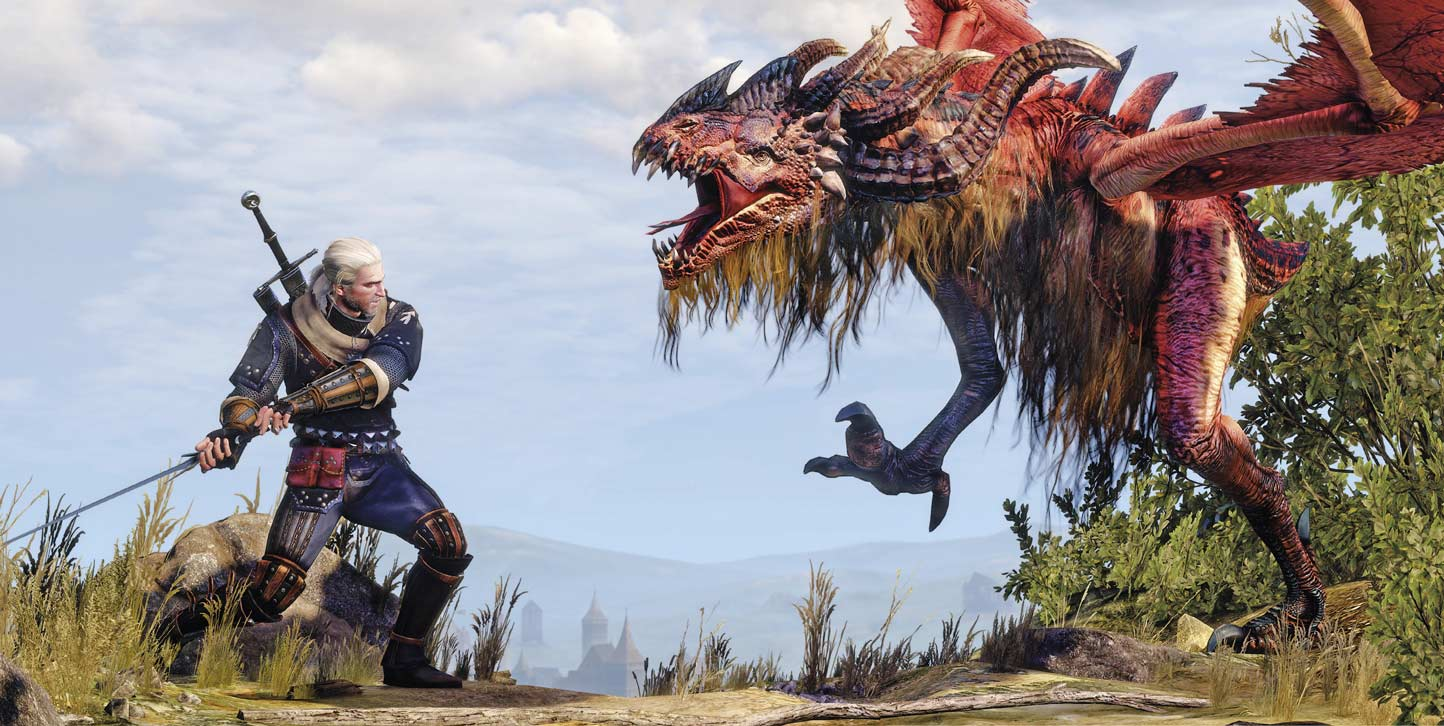 the_witcher_3-dragon