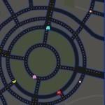 שחקו עכשיו פקמן על כיכר המדינה ב'גוגל מפות'