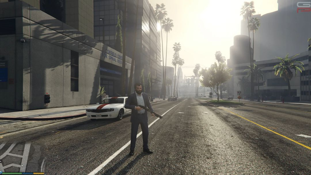 GTA V PC DAYLIGHT