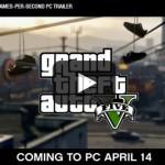 GTA V: גרסת ה PC מקבלת טריילר גיימפליי חדש