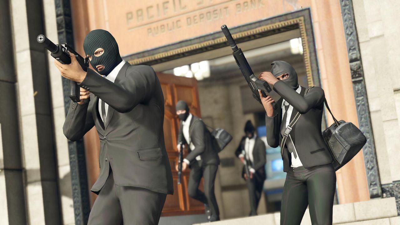 GTA-heist