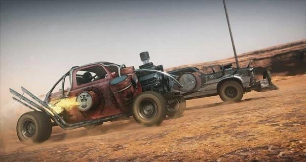 Mad Max Gamepro