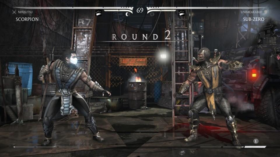 Mortal Kombat X ביקורת משחק